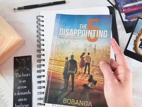 THE DISAPPOINTING 5: When failures turn into heroes by Bobanga