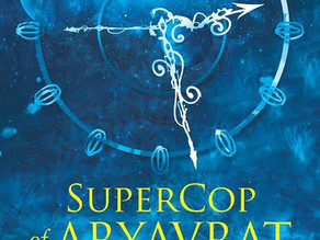 Book Review- Supercop of Aryavrat by Mithilesh Kumar
