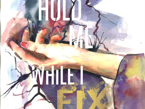 Hold me while I fix myself by Fathima Ashab- eARC Book Review