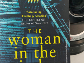 Book Review- The Woman in the Window By A. J. Finn