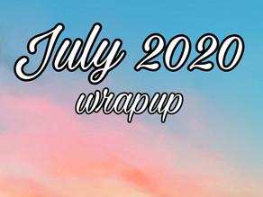 July 2020 Wrap-Up
