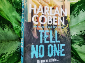 Book review- 'tell no one' by Harlan Coben