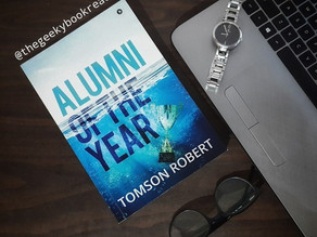 Book Review- Alumni of the Year by Tomson Robert