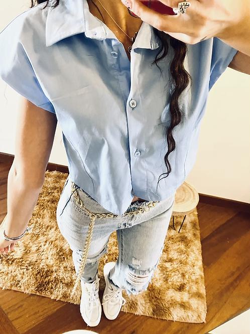 Camicia spalline