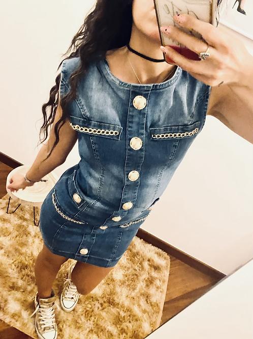 Abito jeans