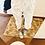 Thumbnail: Pantalone simil pelle bianco