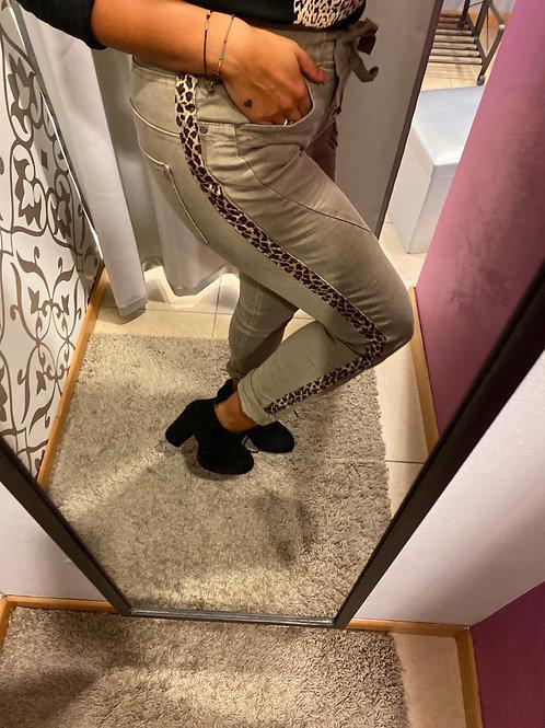 Jeans sportivo