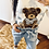 Thumbnail: Pantalone sportivo cotone