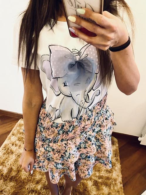 T shirt elefante