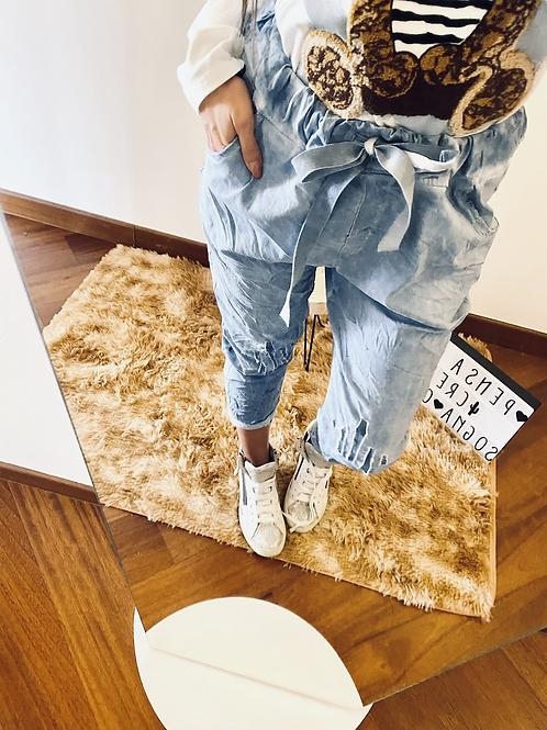 Pantalone sportivo cotone