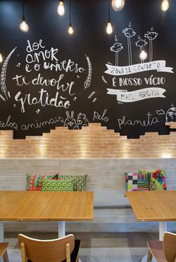 Restaurante Veganza