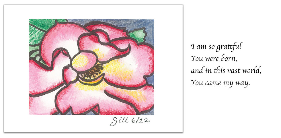 Greeting Card #3