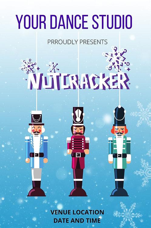 Nutcracker #2  Program Book Template