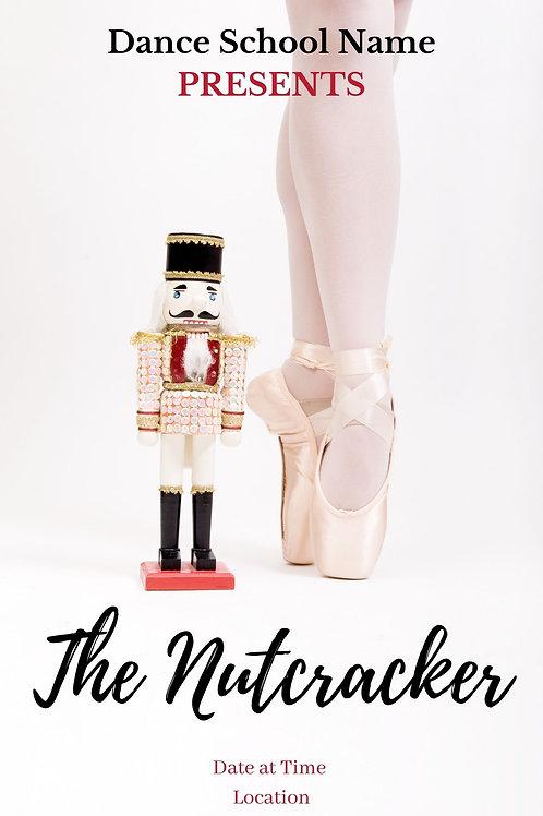 Nutcracker #1 Program Book Template
