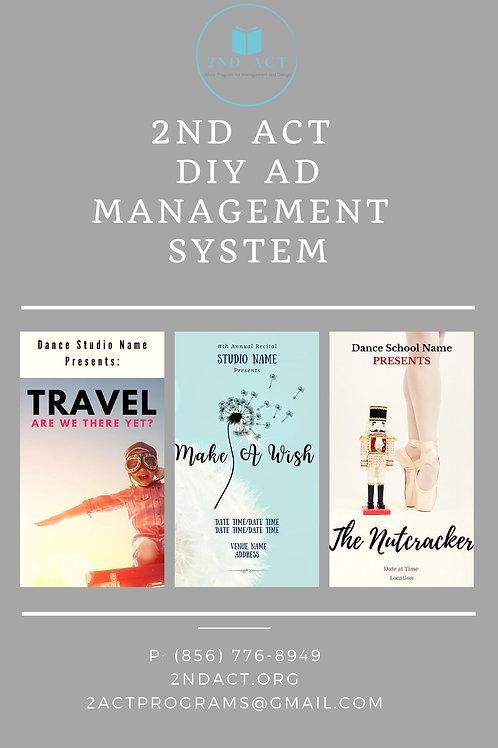 DIY Ad Management System