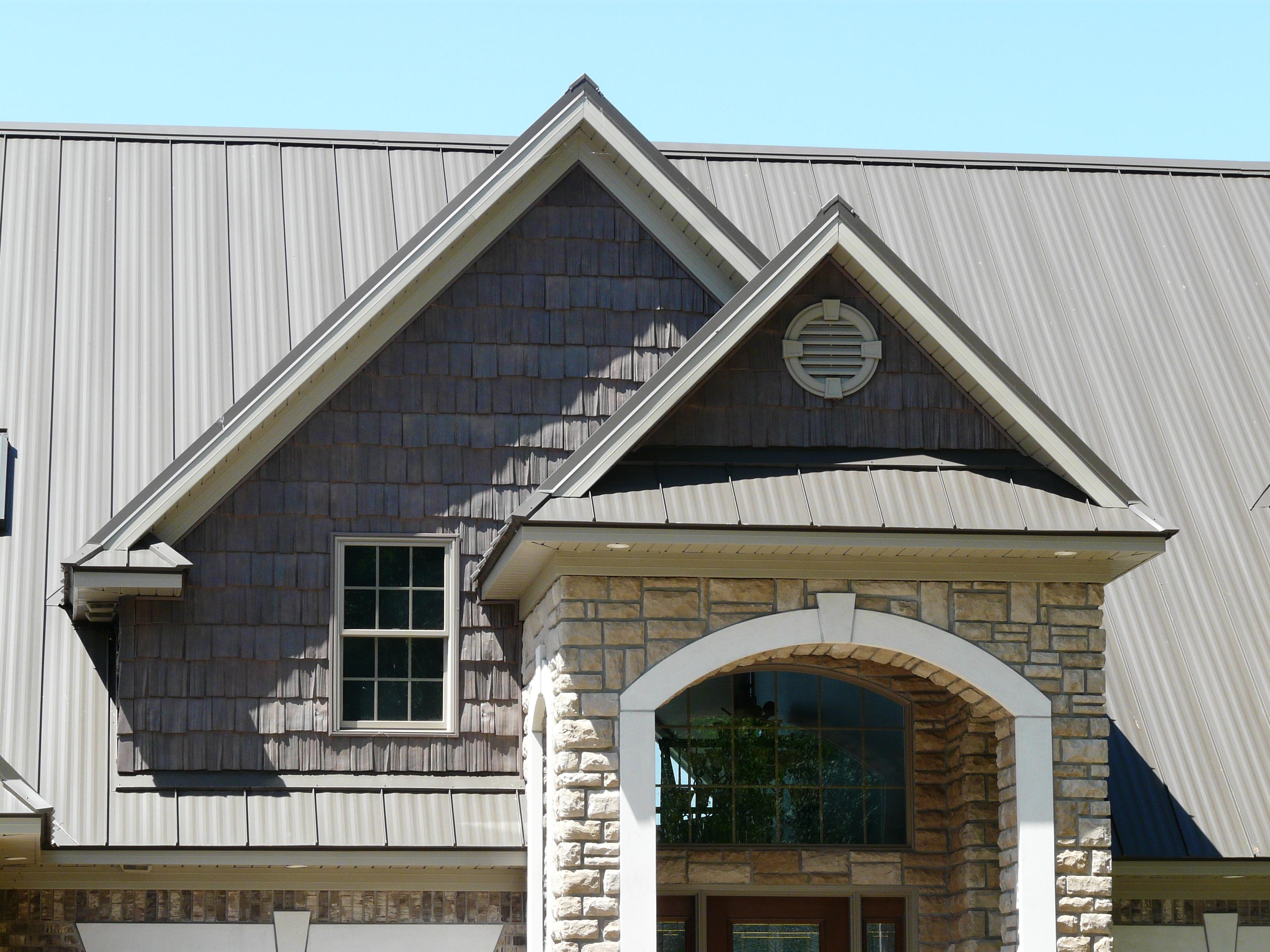 SLR Standing Seam Roof