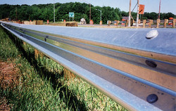 W Beam Guardrail