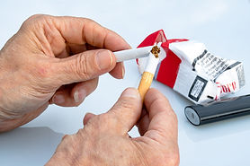 Hypnotherapy to quit smoking