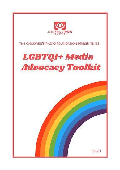 LGBTQI+ Media Advocacy Toolkit