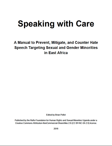 Speaking With Care