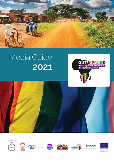 Out & Proud Media Guide