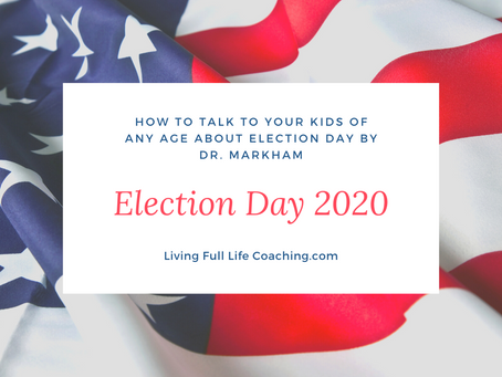 How to Talk to your child about the election