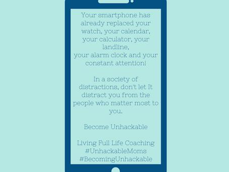 Becoming Unhackable