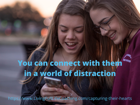 Connect in a distracted world?