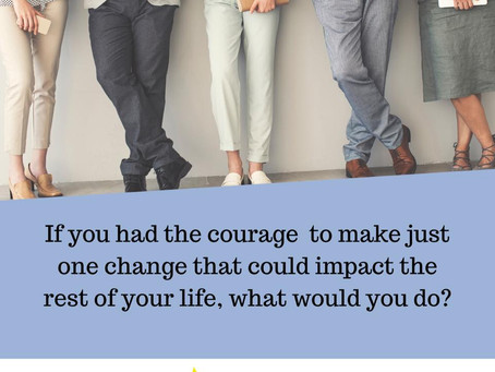 Get your Courage on!