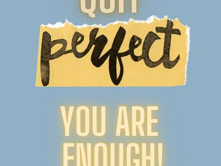 Quit Perfect!