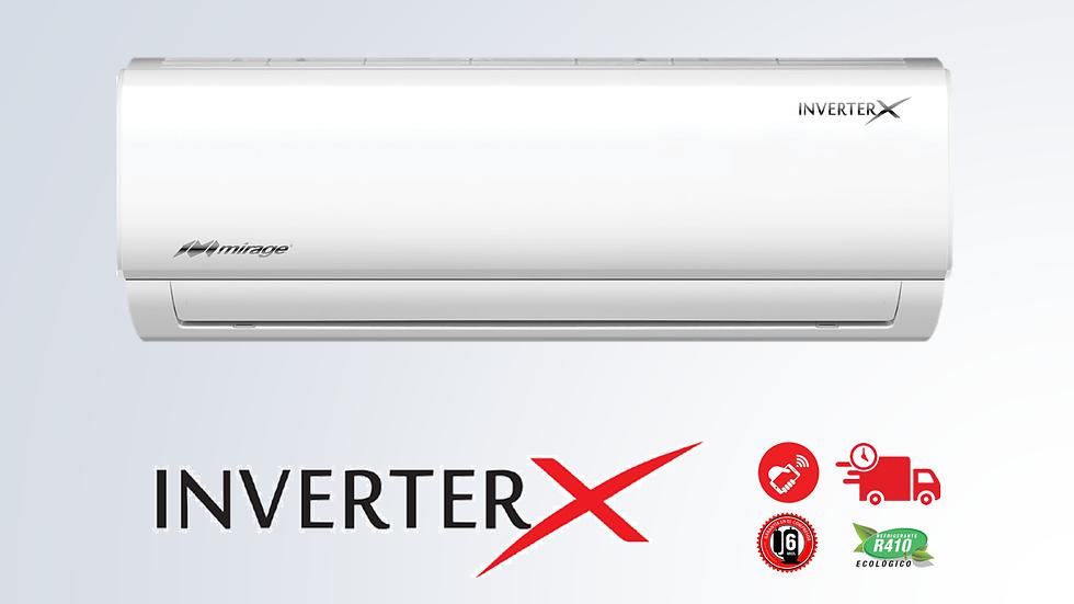Inverter X 24,000 btu/h 220V