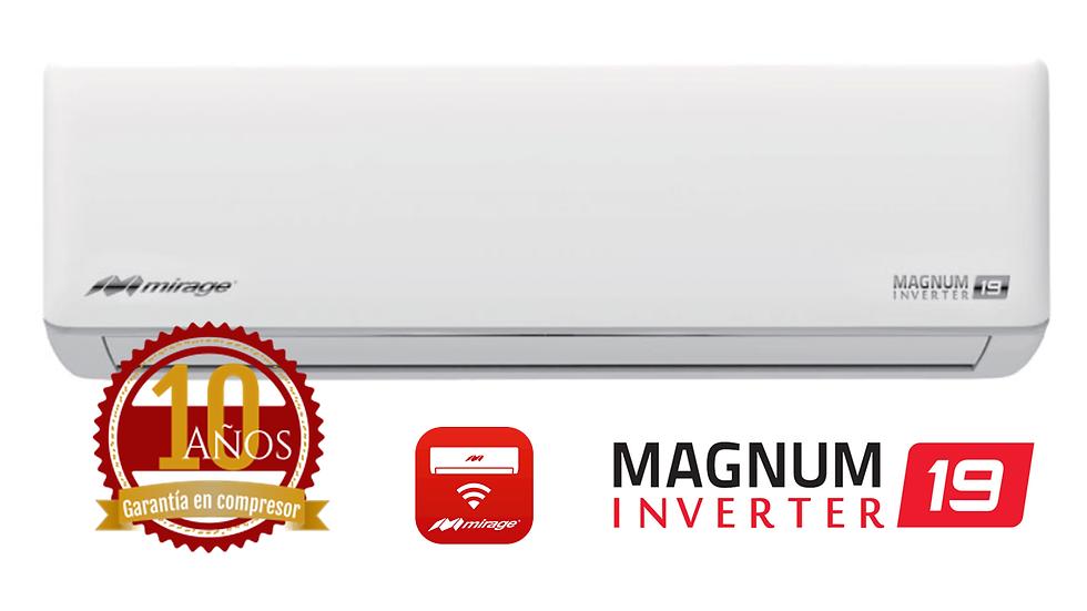Magnum 19 inverter 12,000 btu/h 220V