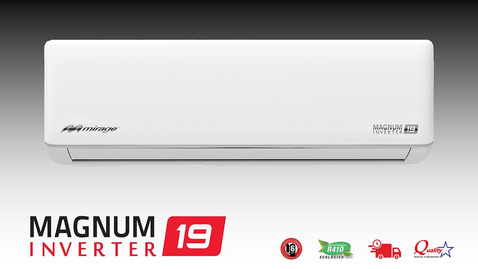 Magnum 19 inverter 18,000 btu/h 220V