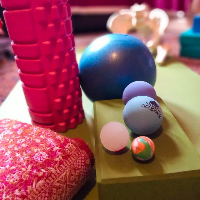 Yoga and Myofascial Release ONLINE