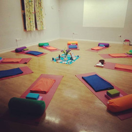 Learn to teach Yoga to variety of levels