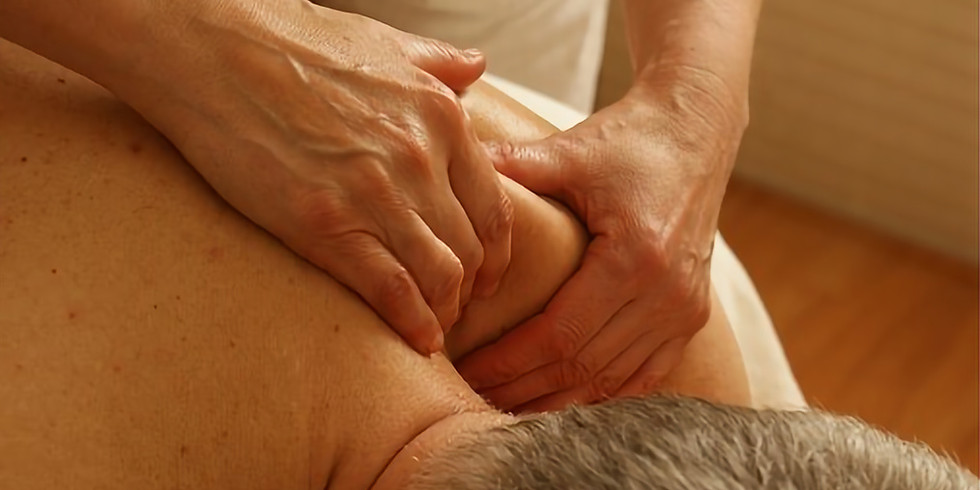 Advanced Deep Tissue Massage Diploma Course