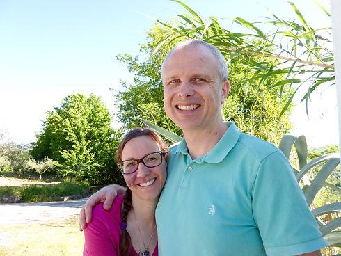stephanie and partner rupert
