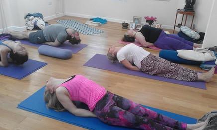Learn classical Yoga