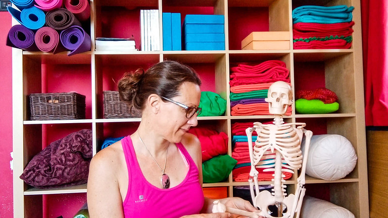 Practical Yoga Anatomy Training