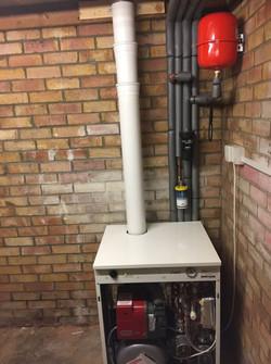 Firebird combi boiler