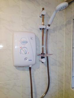 Basic shower system