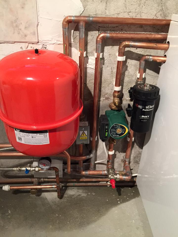 Central Heating Water Pump