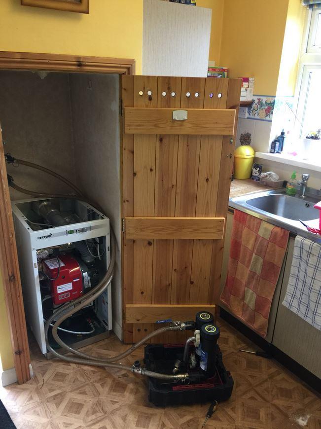 Firebird Boiler