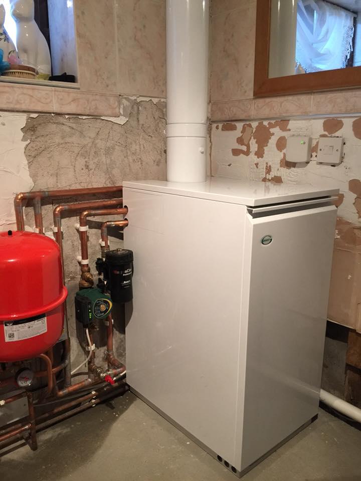 Central Heating Boiler