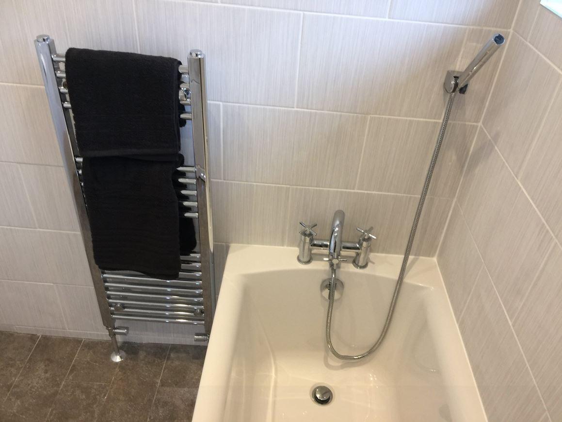 Bath and towel heater
