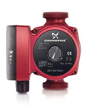 Grundfos Central Heating Pump