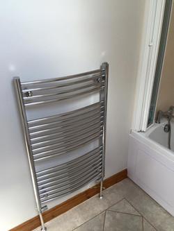 Stylish towel warmer