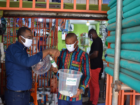 Covid-19 Solidarity Fund Assists Initial 20 Partners
