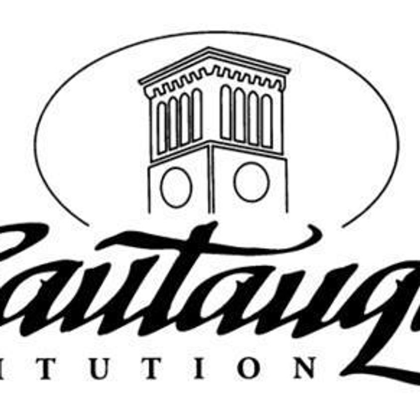 Chautauqua Institute Class Week Nine