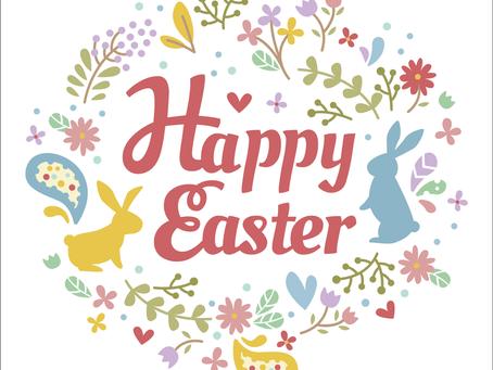 Happy Easter Pilgrims!